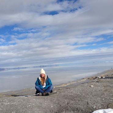 Annys Adventures, Bonneville Salt Flats