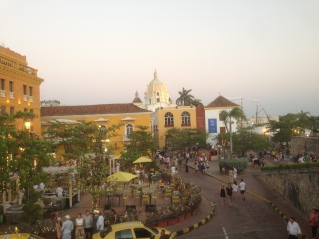 Annys Adventures Blog - Cartagena Old City